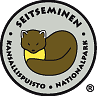 Seitseminen nationalparks symbol - mård