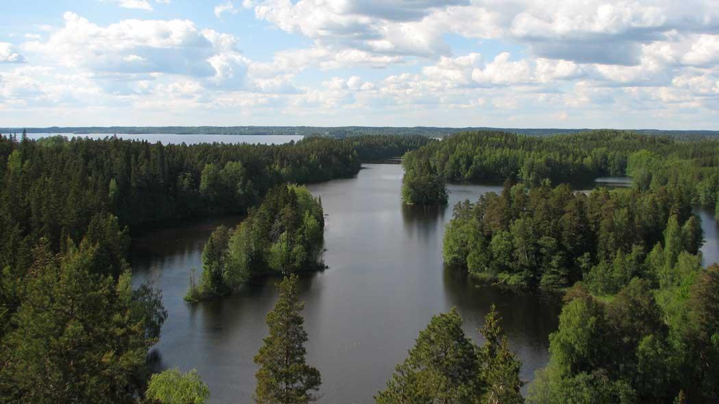 Saari folkpark - Utinaturen.fi 10f79ffe62