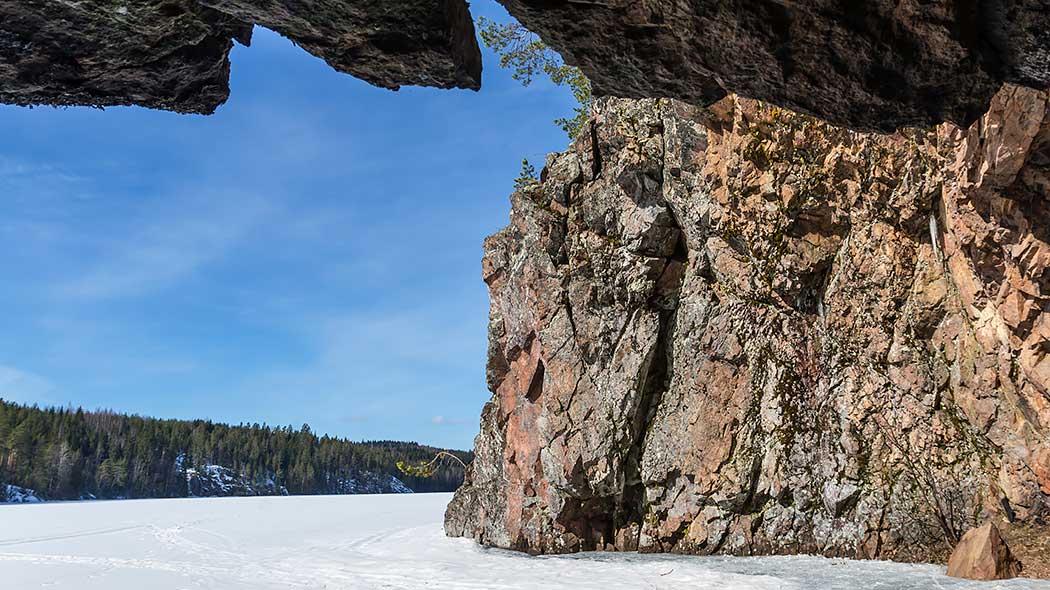 Naturen i Helvetinjärvi - Utinaturen.fi cf0fdc4e82